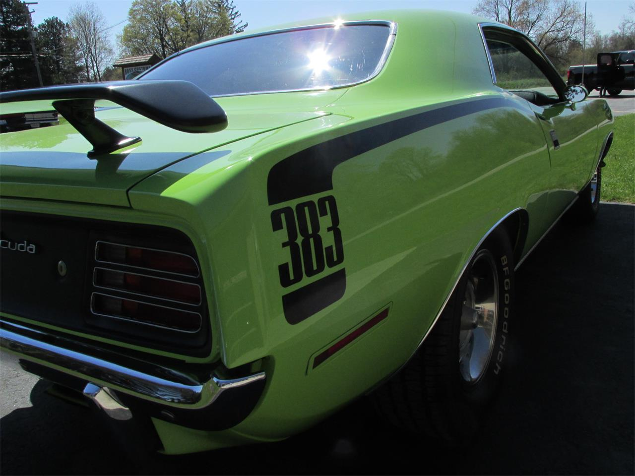 Large Picture of 1970 Cuda - $43,900.00 Offered by Ross Custom Muscle Cars LLC - Q105