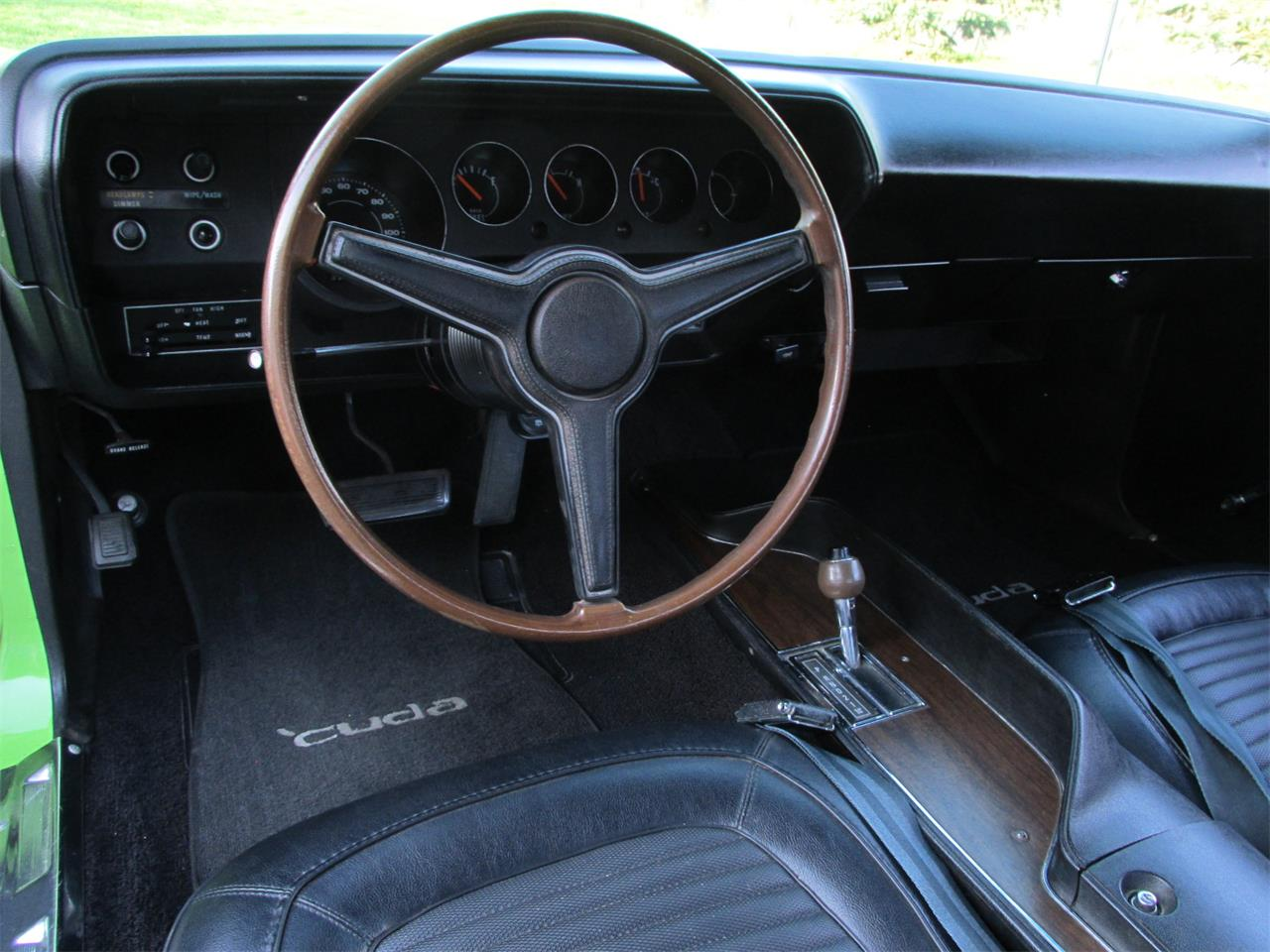 Large Picture of 1970 Cuda located in Goodrich Michigan - $43,900.00 - Q105