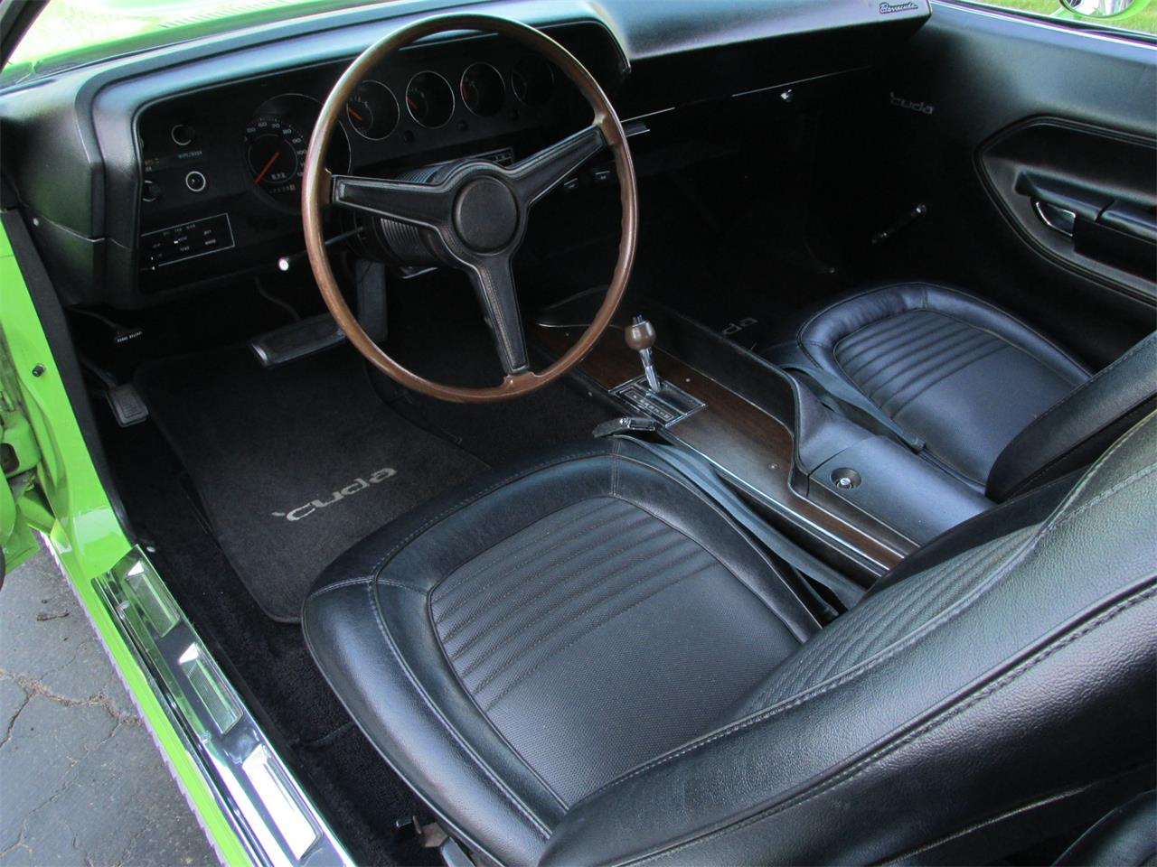 Large Picture of Classic 1970 Cuda - $43,900.00 Offered by Ross Custom Muscle Cars LLC - Q105
