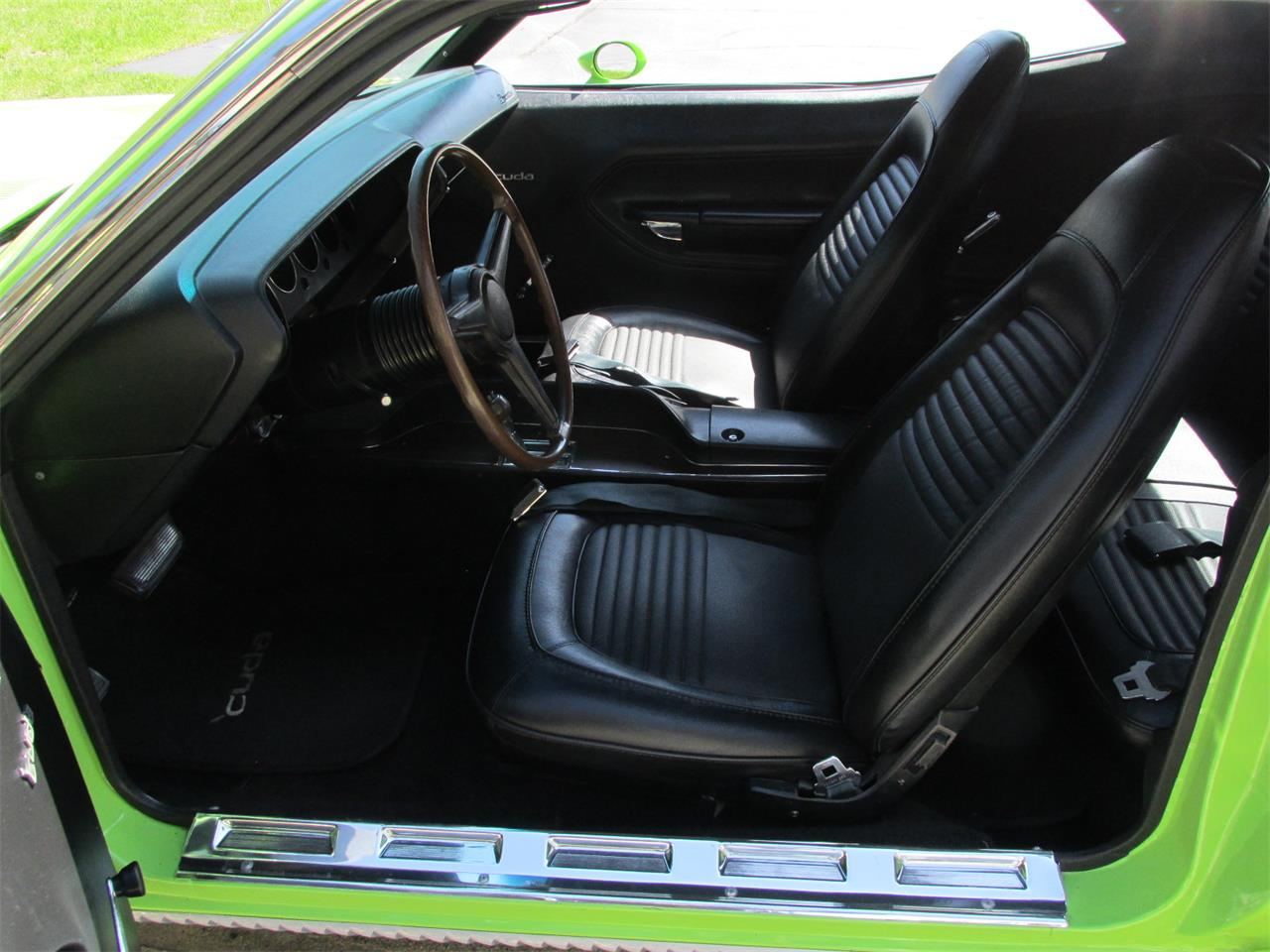 Large Picture of Classic 1970 Cuda located in Michigan Offered by Ross Custom Muscle Cars LLC - Q105