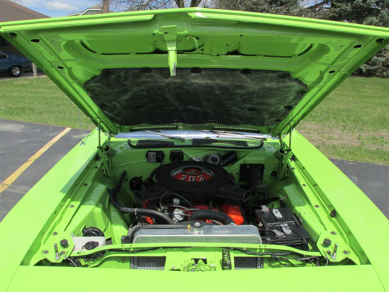 Large Picture of Classic '70 Plymouth Cuda located in Goodrich Michigan - $43,900.00 Offered by Ross Custom Muscle Cars LLC - Q105