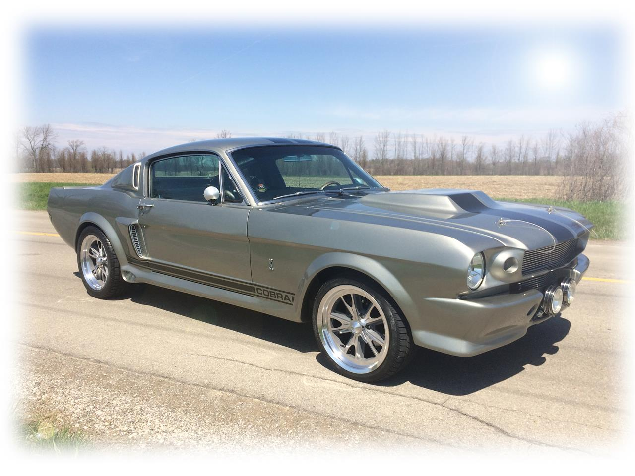 Large Picture of '65 Mustang - Q10A