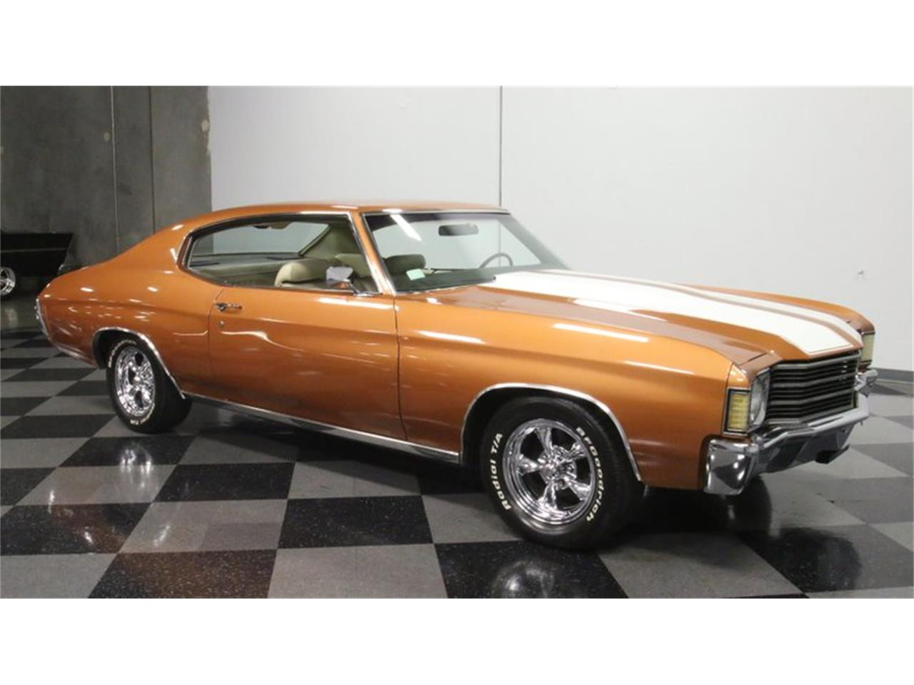 Large Picture of Classic 1972 Chevrolet Chevelle located in Lithia Springs Georgia - $31,995.00 Offered by Streetside Classics - Atlanta - Q10H