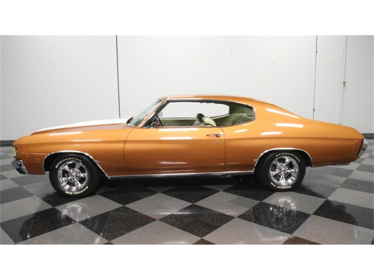 Large Picture of 1972 Chevelle Offered by Streetside Classics - Atlanta - Q10H