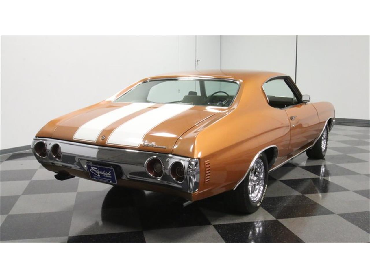 Large Picture of 1972 Chevrolet Chevelle Offered by Streetside Classics - Atlanta - Q10H
