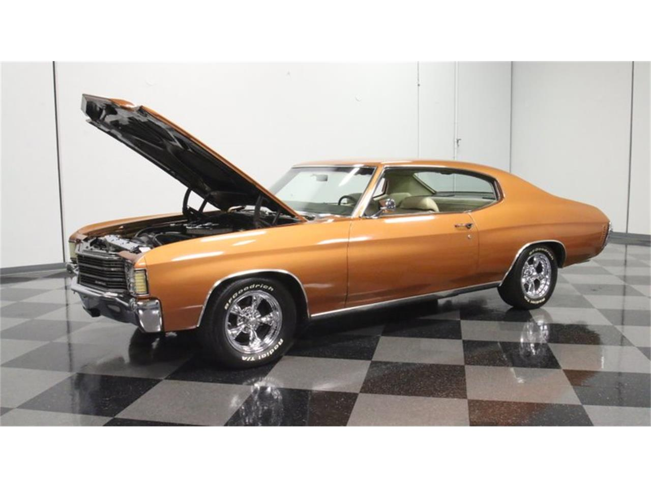 Large Picture of Classic 1972 Chevrolet Chevelle Offered by Streetside Classics - Atlanta - Q10H