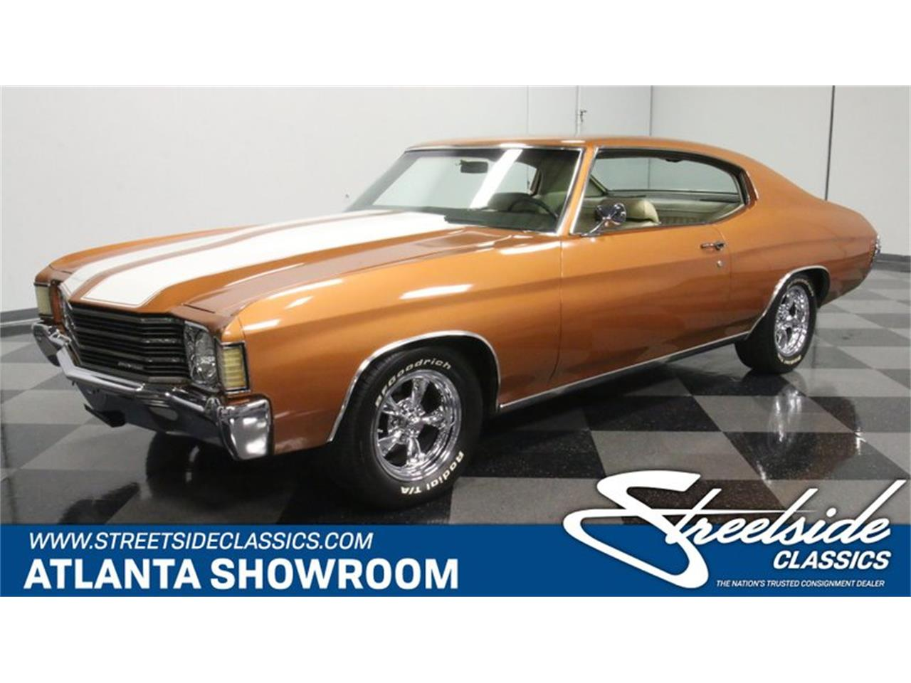 Large Picture of Classic '72 Chevrolet Chevelle located in Georgia - $31,995.00 Offered by Streetside Classics - Atlanta - Q10H