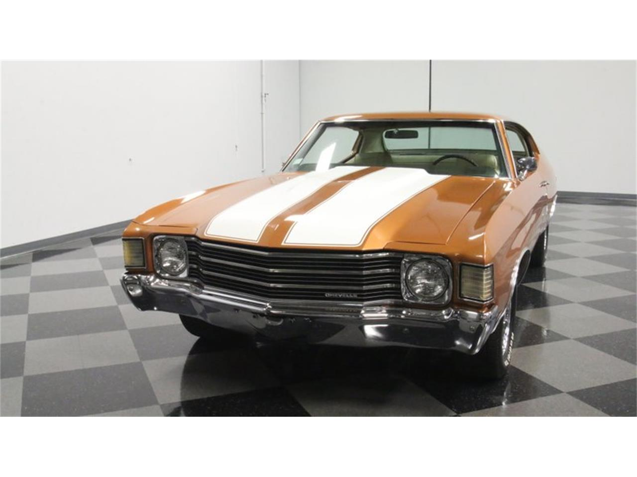 Large Picture of 1972 Chevelle located in Georgia Offered by Streetside Classics - Atlanta - Q10H