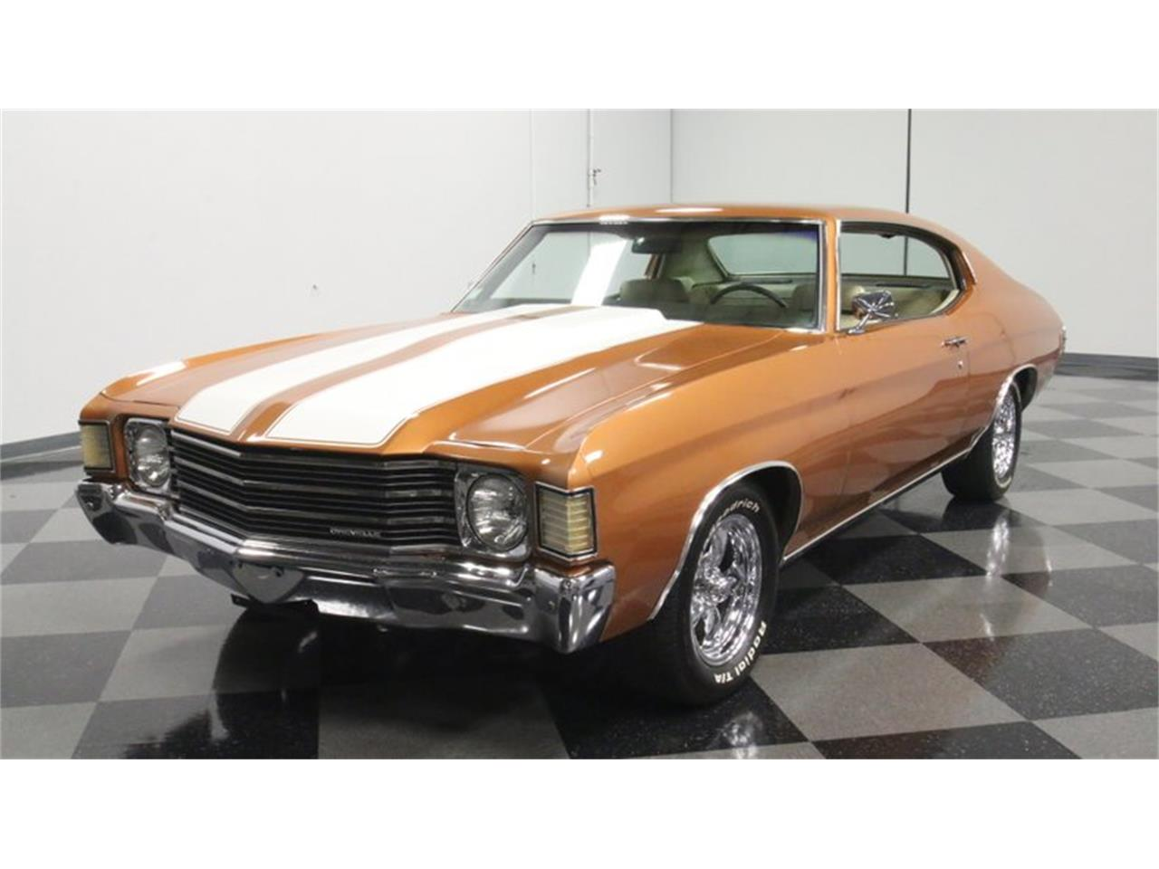 Large Picture of Classic '72 Chevrolet Chevelle located in Lithia Springs Georgia Offered by Streetside Classics - Atlanta - Q10H