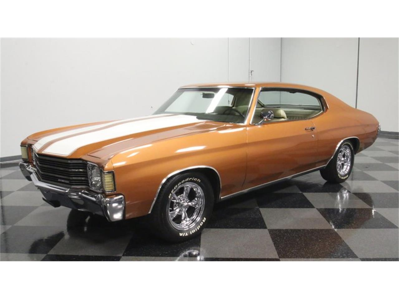 Large Picture of Classic '72 Chevelle located in Georgia Offered by Streetside Classics - Atlanta - Q10H