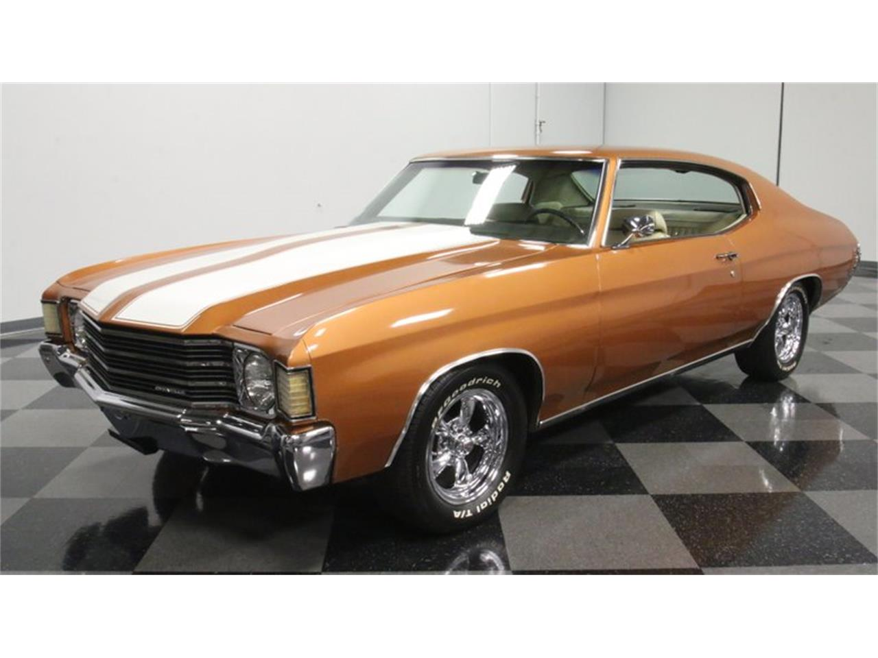 Large Picture of Classic 1972 Chevelle - $31,995.00 Offered by Streetside Classics - Atlanta - Q10H