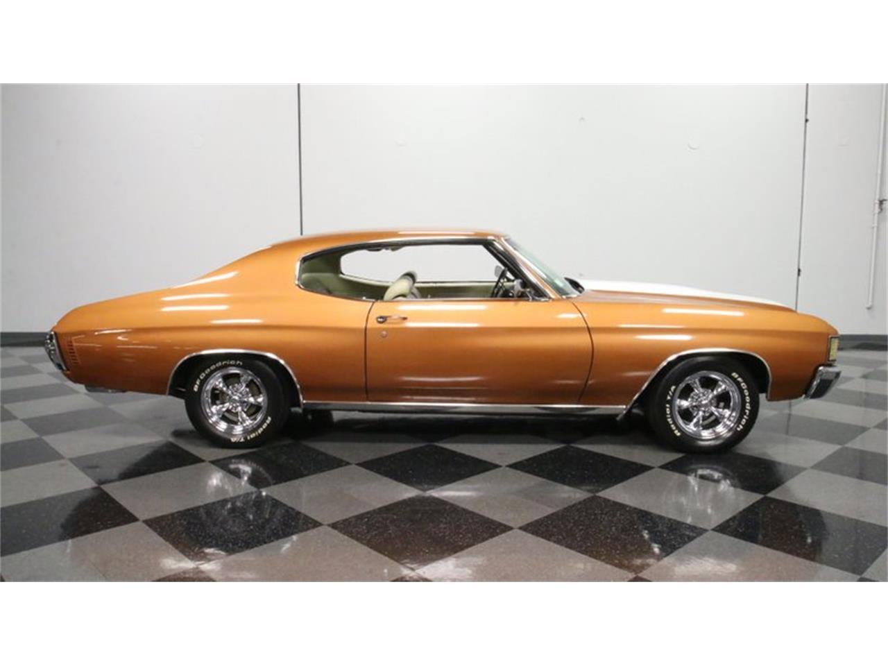 Large Picture of Classic '72 Chevelle located in Lithia Springs Georgia - $31,995.00 Offered by Streetside Classics - Atlanta - Q10H