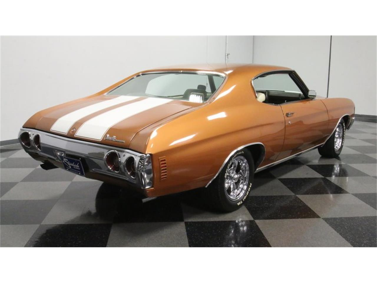 Large Picture of Classic 1972 Chevrolet Chevelle located in Lithia Springs Georgia Offered by Streetside Classics - Atlanta - Q10H