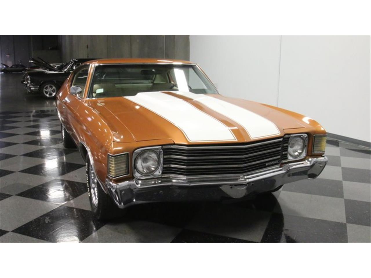 Large Picture of Classic '72 Chevelle located in Georgia - $31,995.00 Offered by Streetside Classics - Atlanta - Q10H