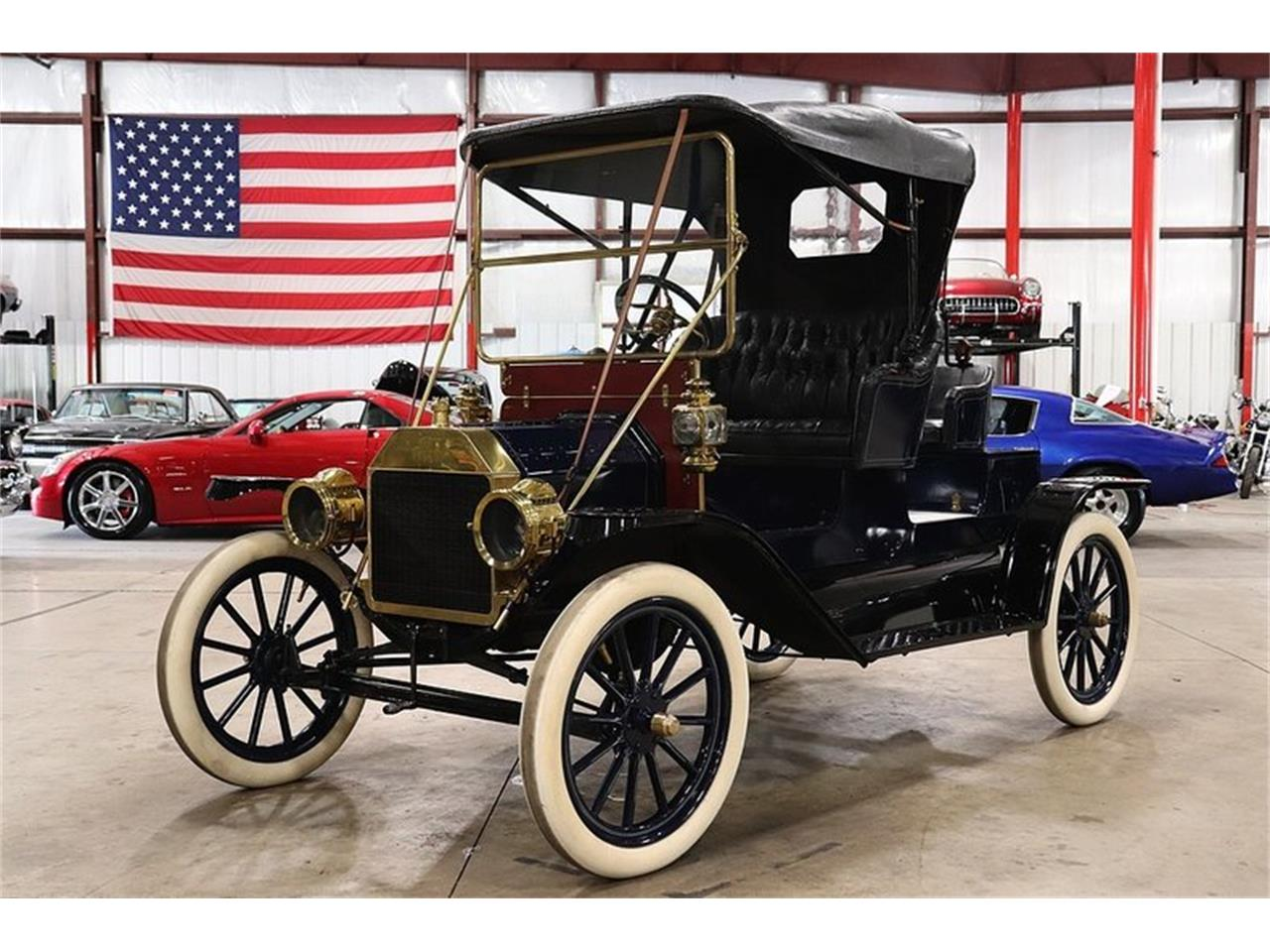 Large Picture of '11 Ford Model T located in Michigan - $44,900.00 Offered by GR Auto Gallery - Q10J