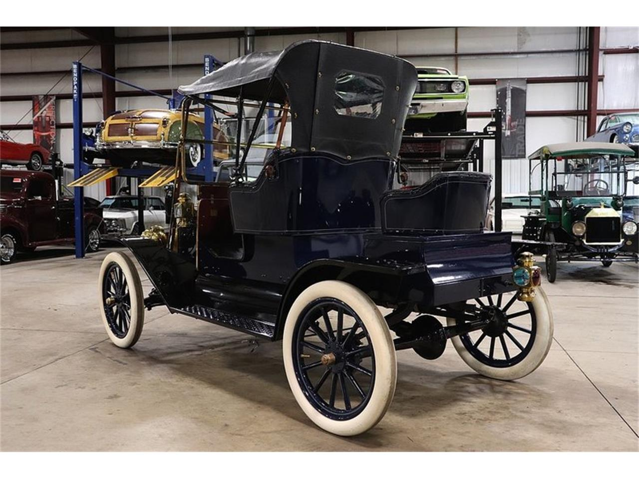 Large Picture of 1911 Model T located in Kentwood Michigan - $44,900.00 Offered by GR Auto Gallery - Q10J