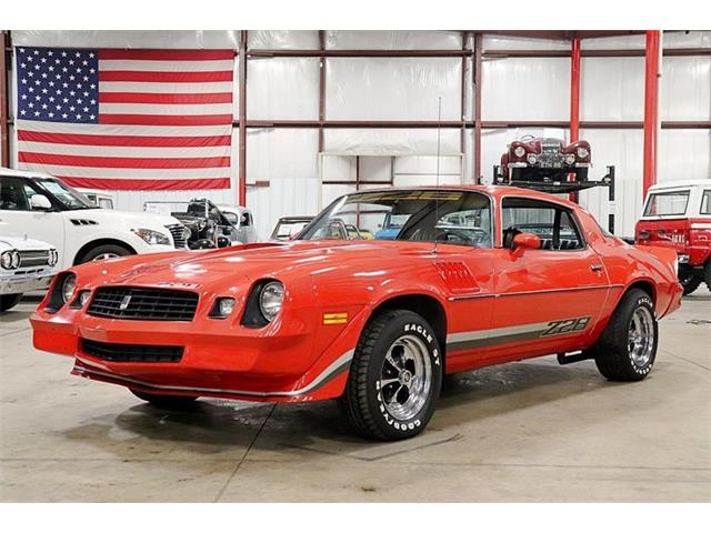 Picture of '79 Chevrolet Camaro located in Kentwood Michigan Offered by  - Q10K