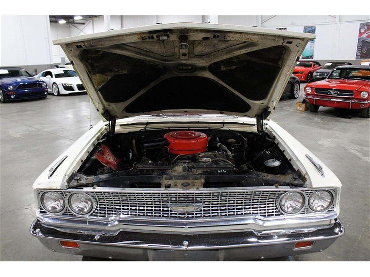 Large Picture of 1963 Galaxie located in Michigan - $16,900.00 Offered by GR Auto Gallery - Q10M