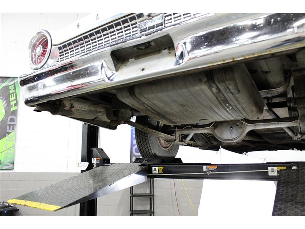 Large Picture of Classic 1963 Ford Galaxie located in Kentwood Michigan - $16,900.00 Offered by GR Auto Gallery - Q10M