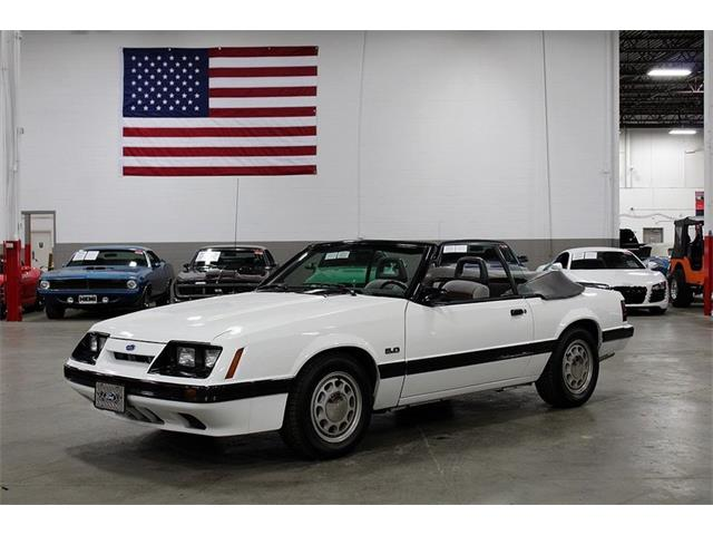 Picture of '86 Mustang located in Kentwood Michigan - Q10O