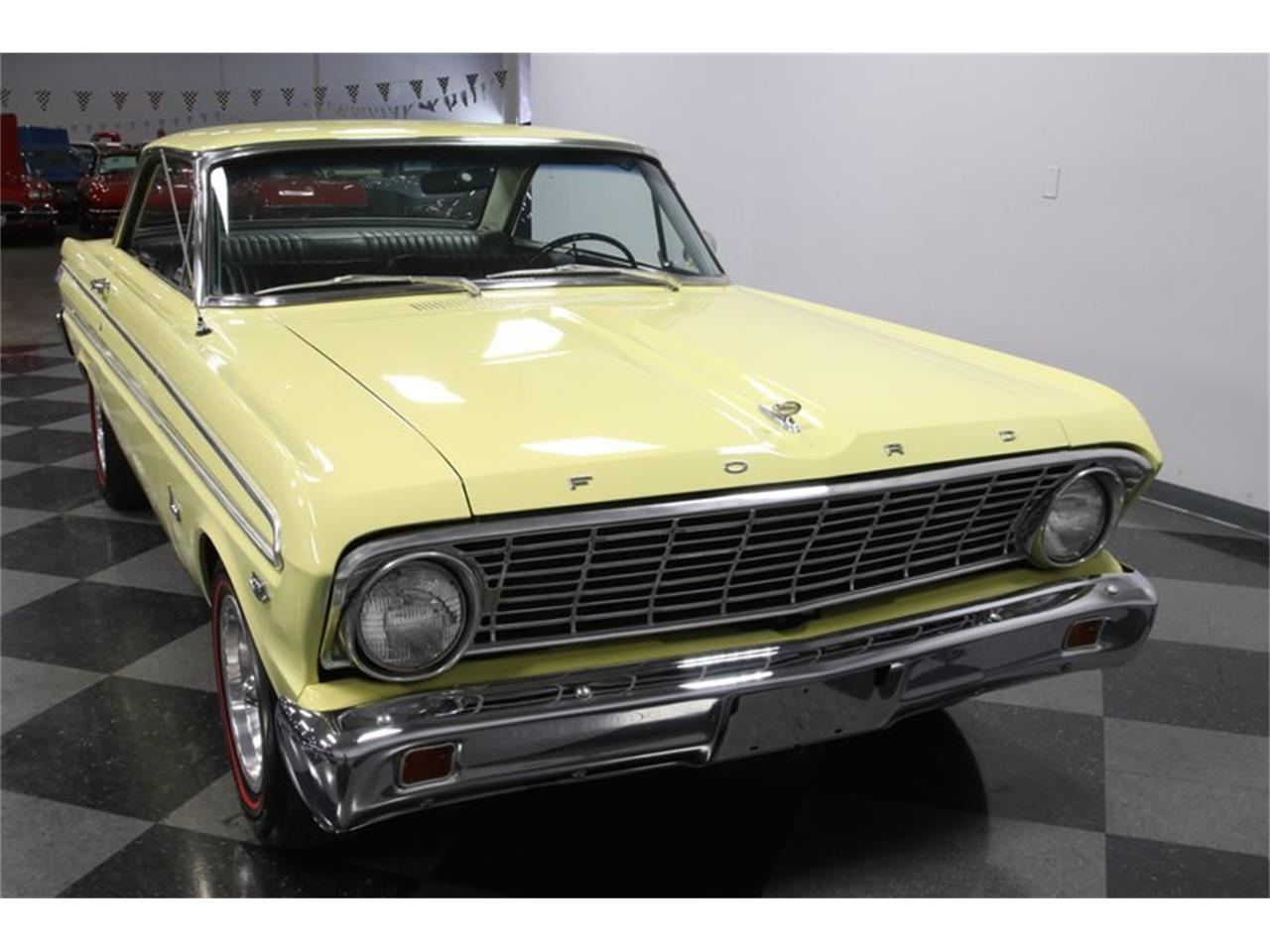 Large Picture of '64 Falcon - Q10X