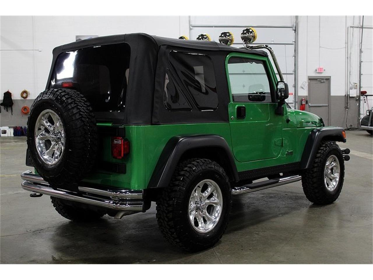 Large Picture of 2005 Jeep Wrangler located in Michigan - Q10Z