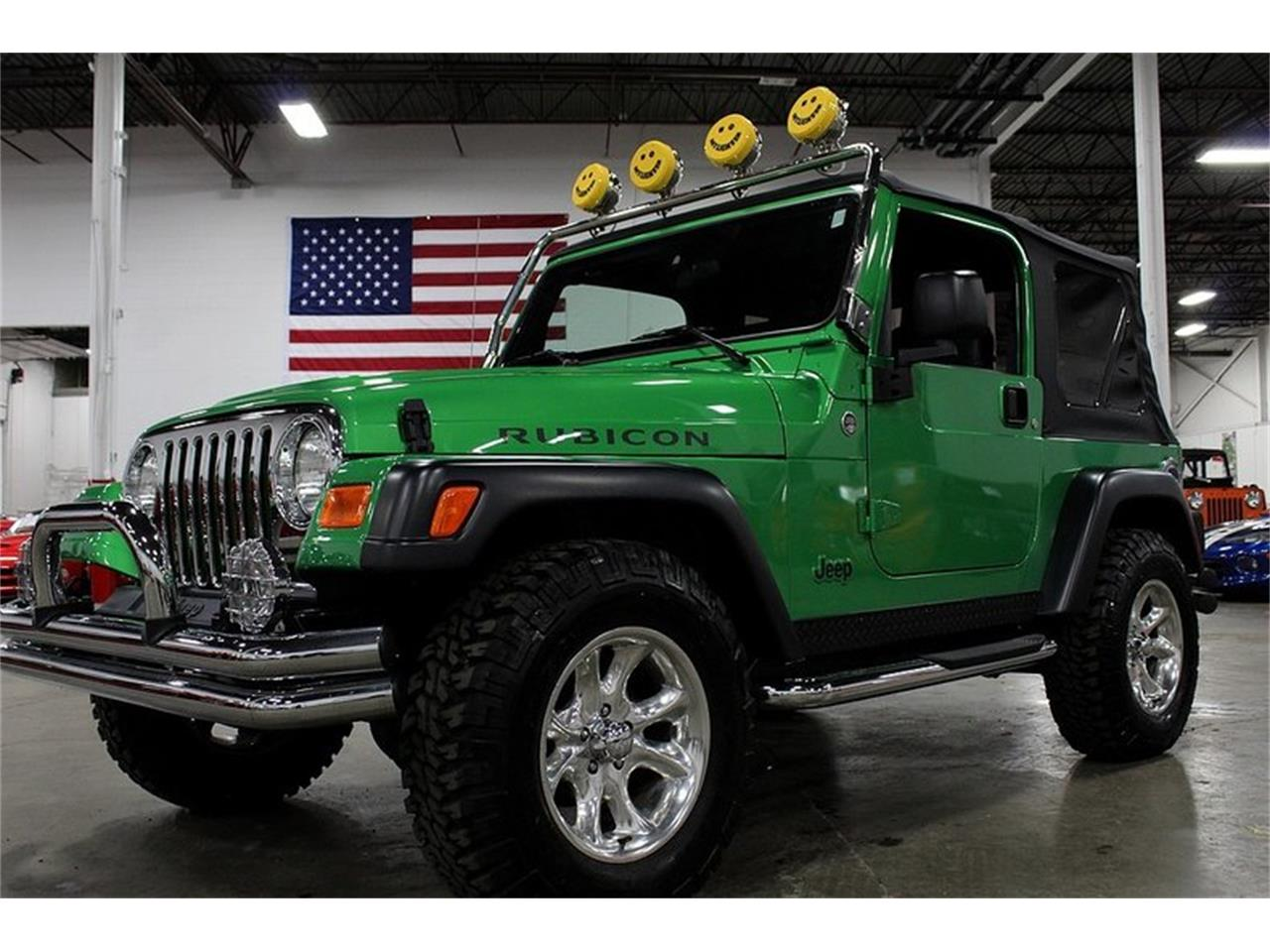 Large Picture of '05 Jeep Wrangler - $28,900.00 Offered by GR Auto Gallery - Q10Z