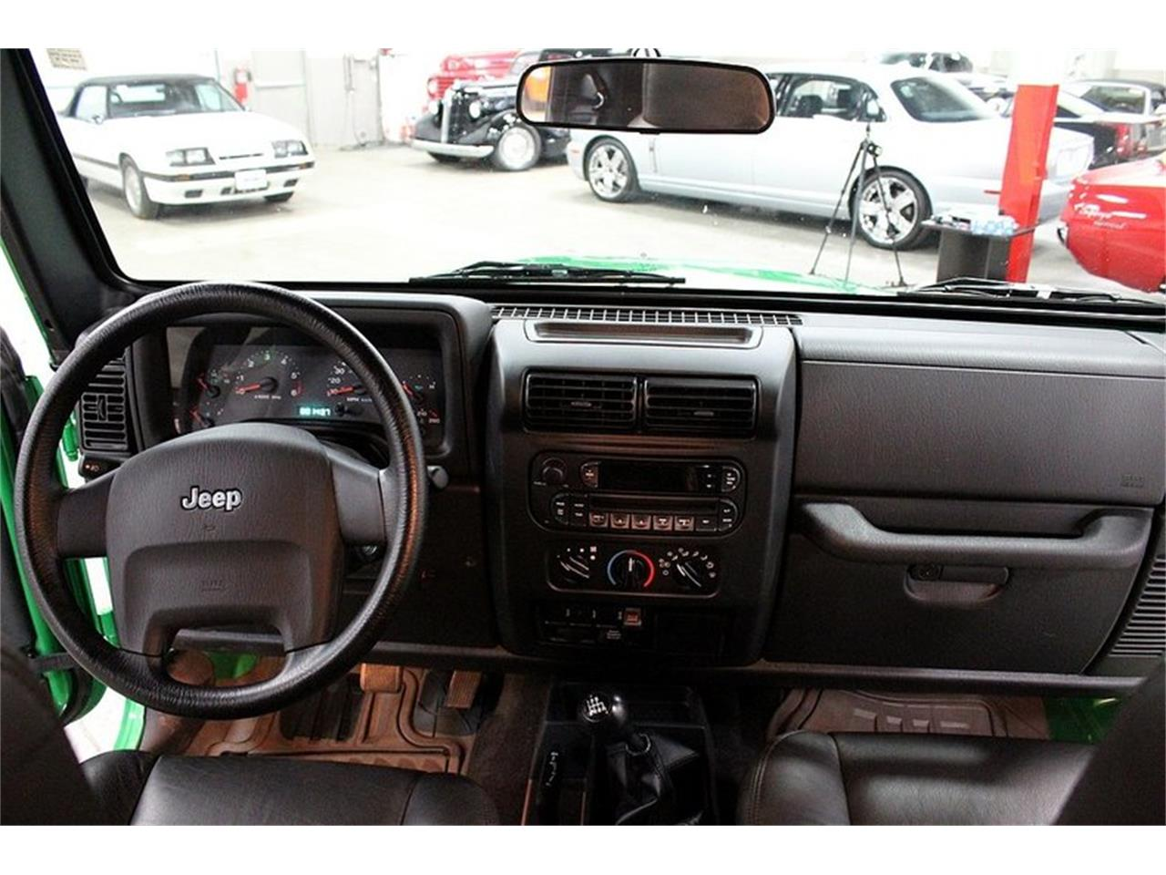 Large Picture of '05 Jeep Wrangler - Q10Z