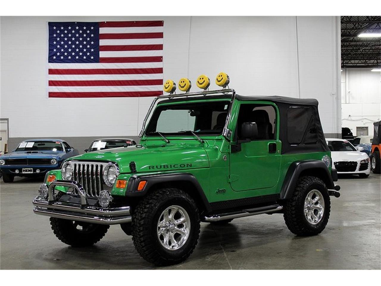 Large Picture of 2005 Wrangler - $28,900.00 - Q10Z
