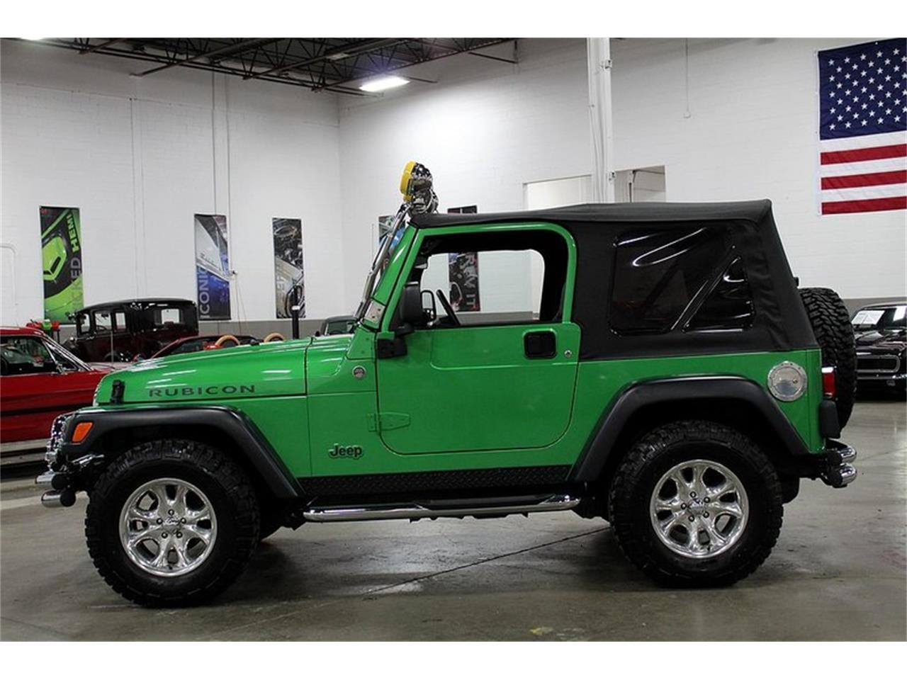 Large Picture of '05 Jeep Wrangler located in Kentwood Michigan - $28,900.00 Offered by GR Auto Gallery - Q10Z