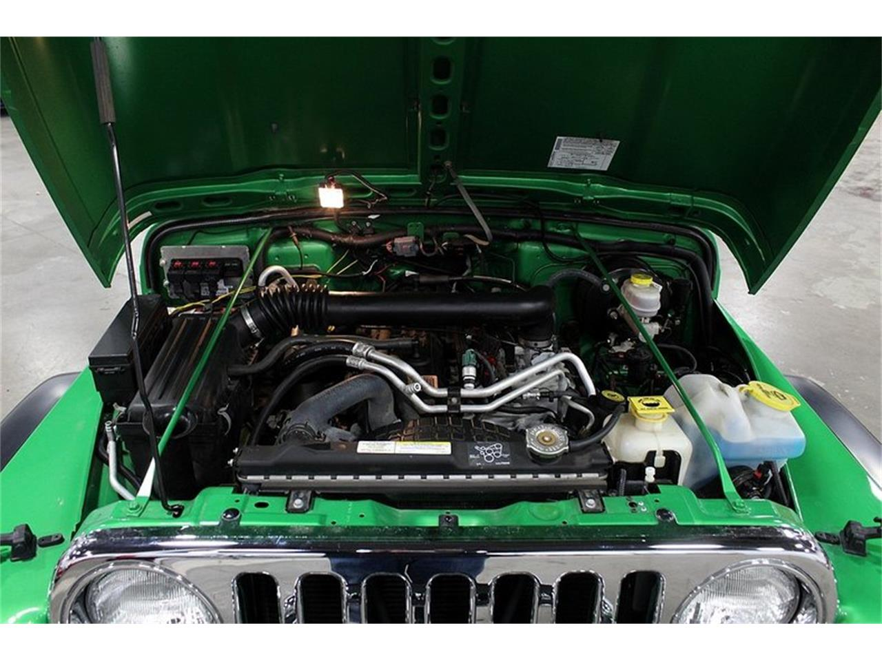 Large Picture of '05 Wrangler located in Michigan Offered by GR Auto Gallery - Q10Z