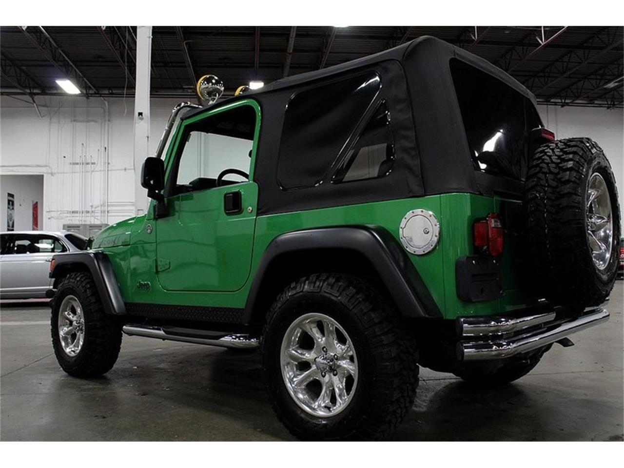 Large Picture of '05 Jeep Wrangler located in Michigan - $28,900.00 - Q10Z
