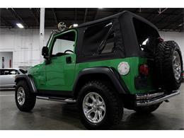Picture of '05 Jeep Wrangler - Q10Z