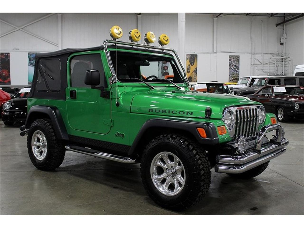 Large Picture of '05 Jeep Wrangler located in Michigan Offered by GR Auto Gallery - Q10Z