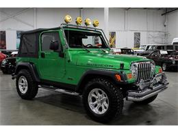 Picture of '05 Jeep Wrangler located in Michigan Offered by GR Auto Gallery - Q10Z