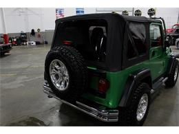 Picture of '05 Wrangler located in Michigan Offered by GR Auto Gallery - Q10Z