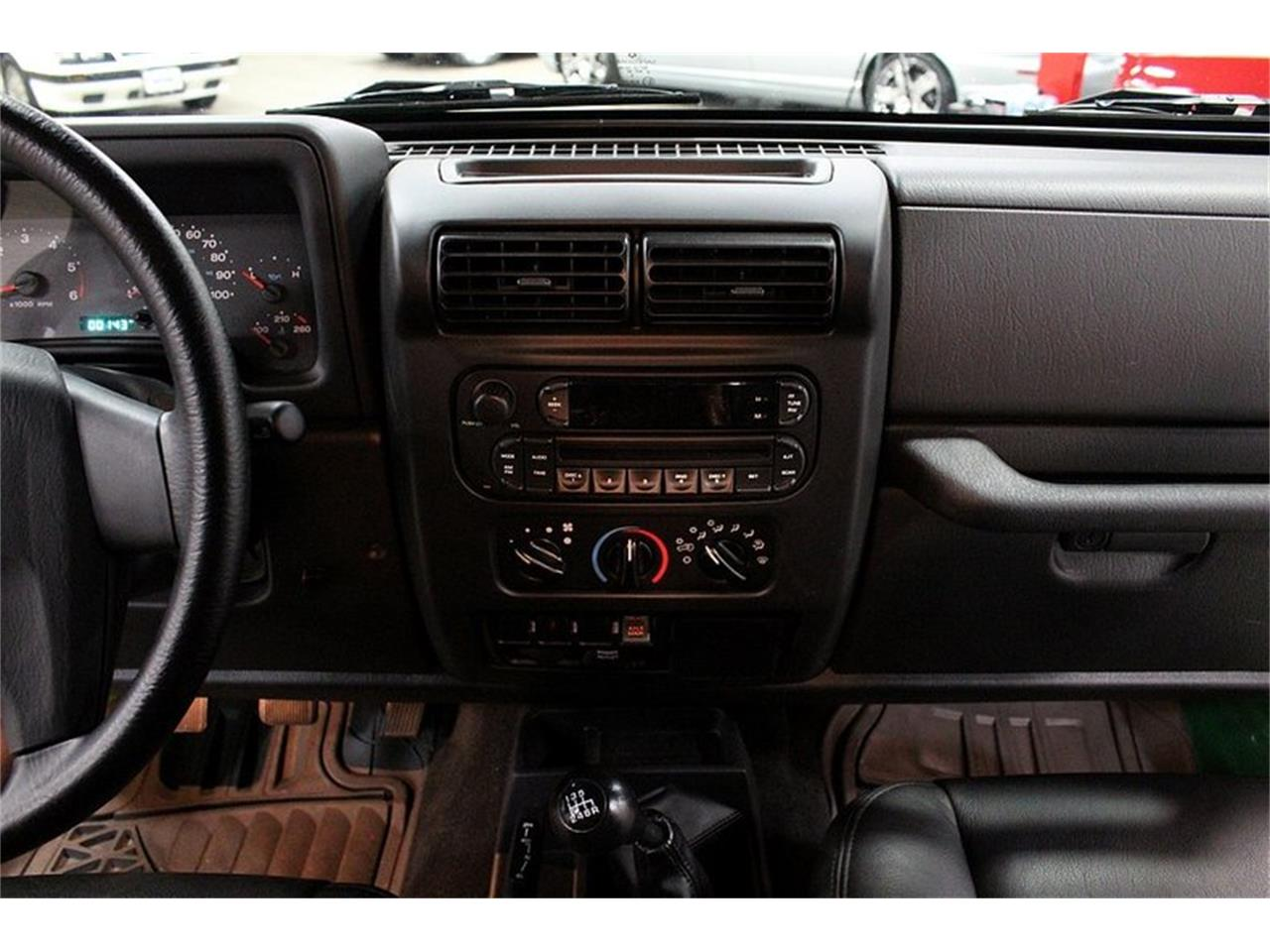 Large Picture of 2005 Jeep Wrangler Offered by GR Auto Gallery - Q10Z
