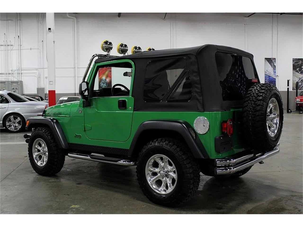 Large Picture of '05 Wrangler - $28,900.00 Offered by GR Auto Gallery - Q10Z