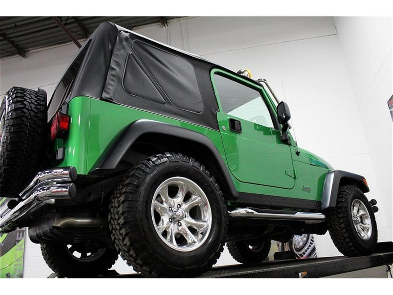 Large Picture of 2005 Jeep Wrangler - Q10Z
