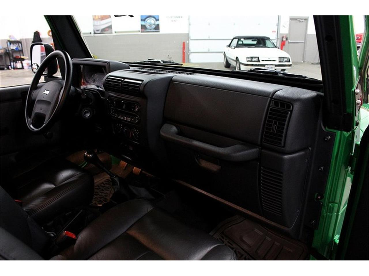 Large Picture of 2005 Jeep Wrangler located in Michigan Offered by GR Auto Gallery - Q10Z