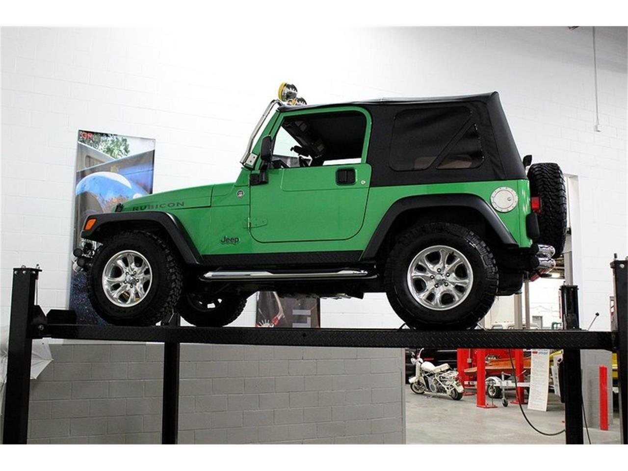 Large Picture of '05 Wrangler located in Michigan - $28,900.00 Offered by GR Auto Gallery - Q10Z