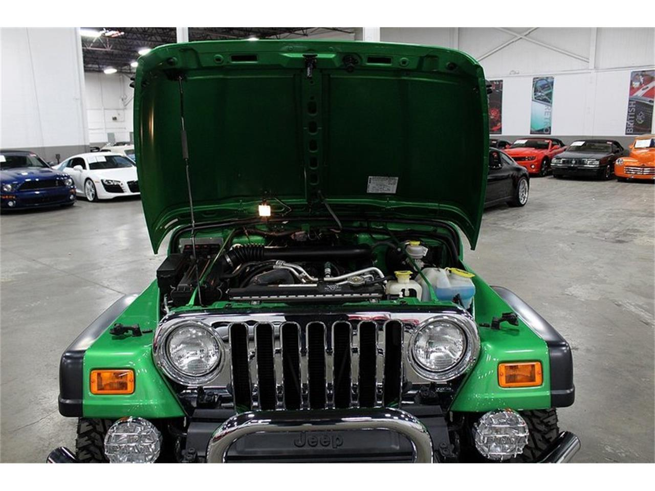 Large Picture of '05 Wrangler - $28,900.00 - Q10Z