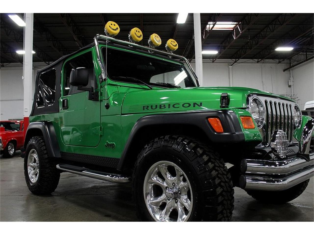 Large Picture of 2005 Wrangler - Q10Z
