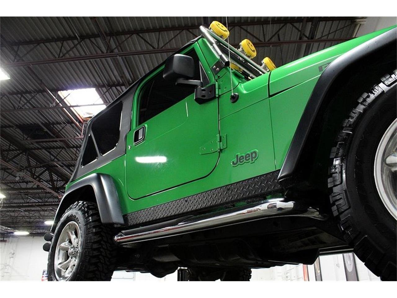 Large Picture of 2005 Wrangler located in Kentwood Michigan - $28,900.00 Offered by GR Auto Gallery - Q10Z