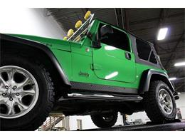 Picture of 2005 Wrangler located in Kentwood Michigan - $28,900.00 - Q10Z