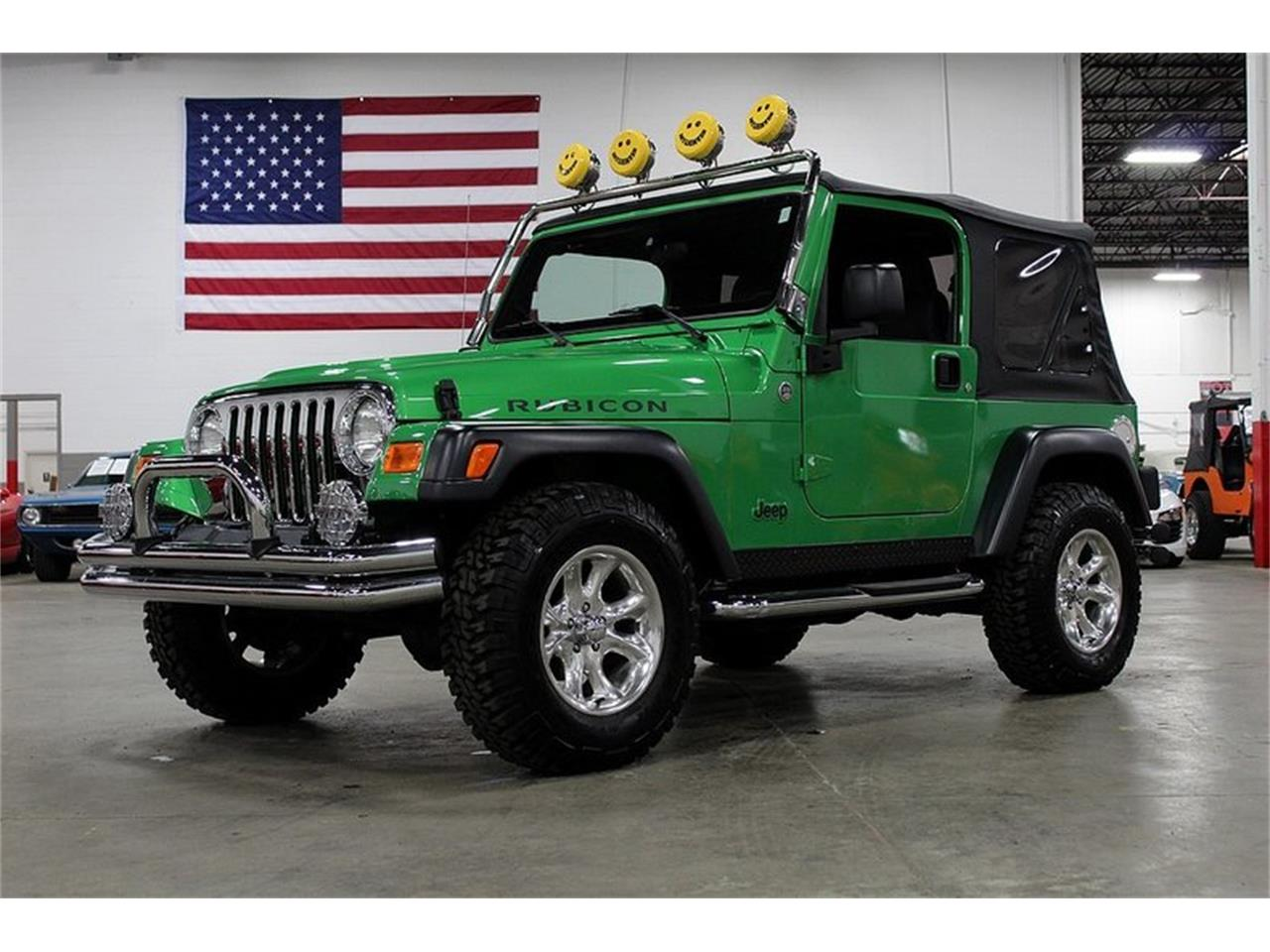 Large Picture of '05 Jeep Wrangler located in Kentwood Michigan - Q10Z