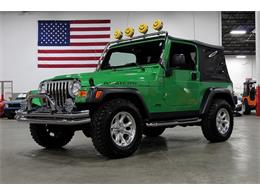 Picture of 2005 Jeep Wrangler located in Kentwood Michigan - Q10Z