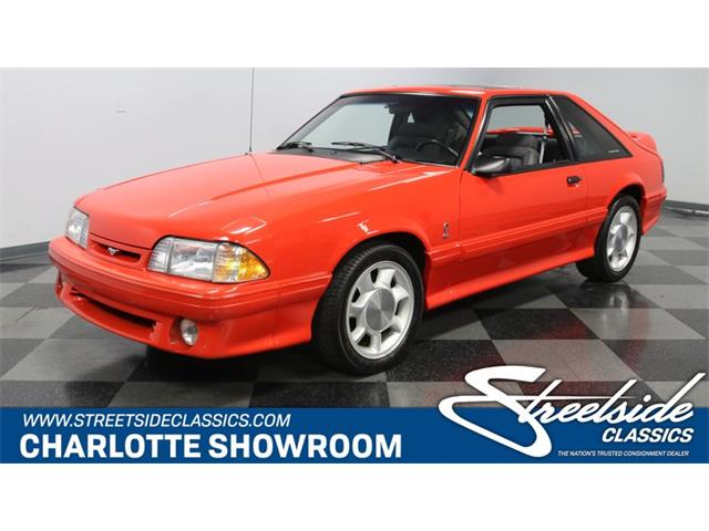 Picture of '93 Mustang - Q112