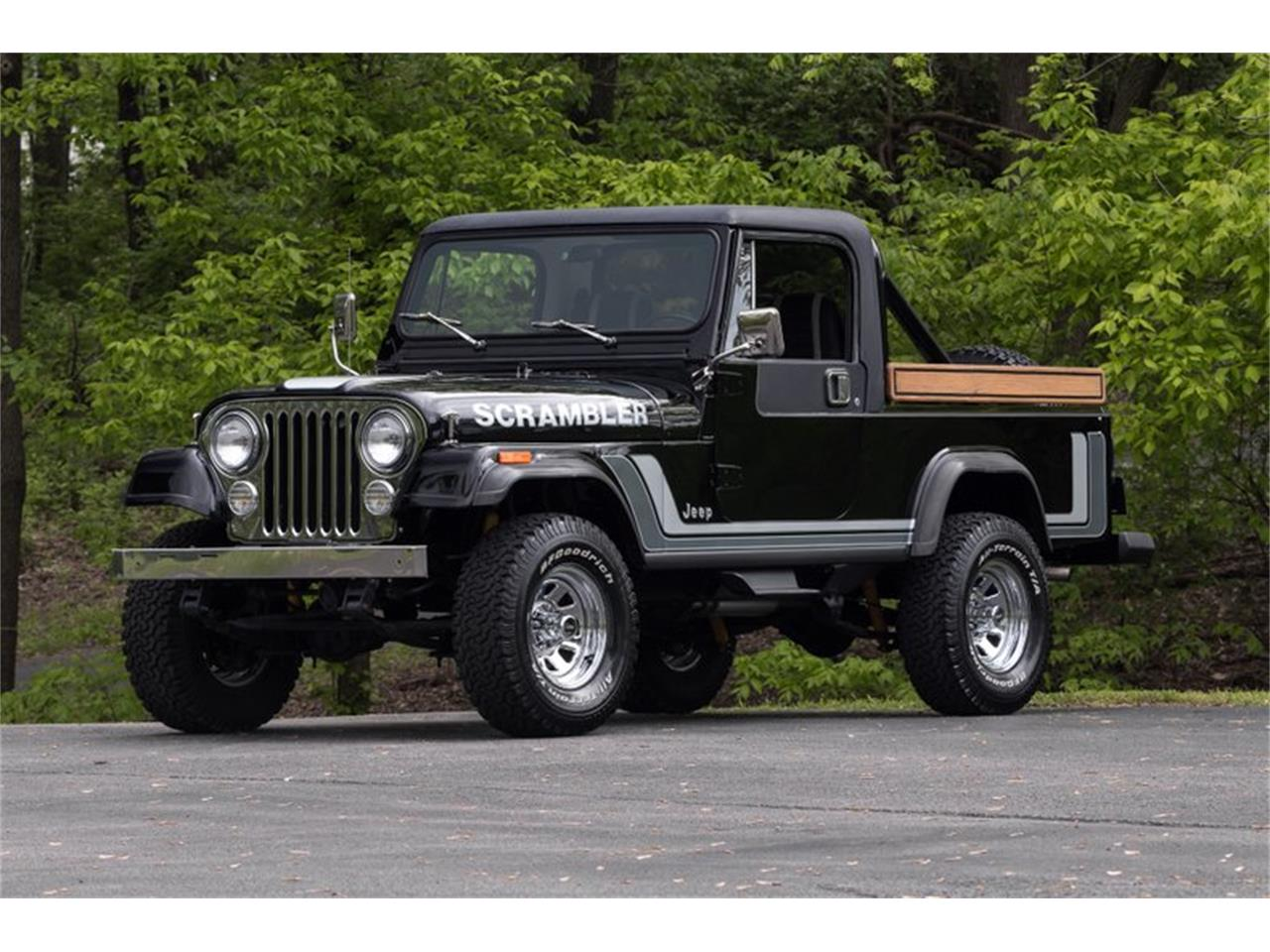 Large Picture of 1982 Jeep CJ8 Scrambler located in St. Charles Missouri - $34,995.00 Offered by Fast Lane Classic Cars Inc. - Q11Z