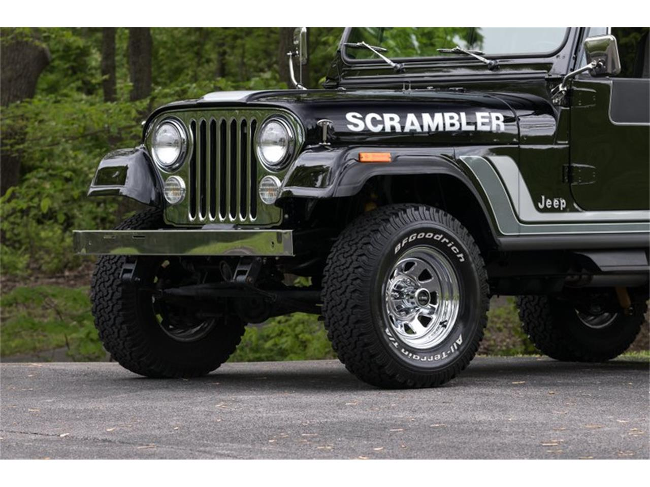 Large Picture of 1982 CJ8 Scrambler located in Missouri Offered by Fast Lane Classic Cars Inc. - Q11Z